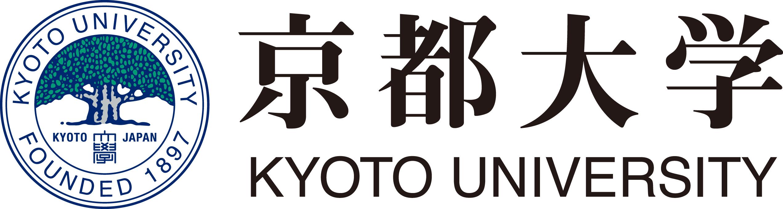 logo of Kyoto University