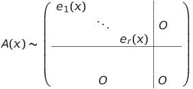 Advanced Linear Algebra, Sprin...